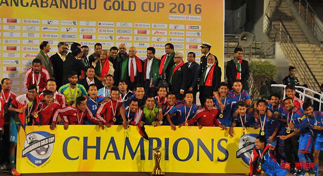 Nepal-win-Bangabandhu-Gold-Cup