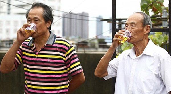 Urine drink