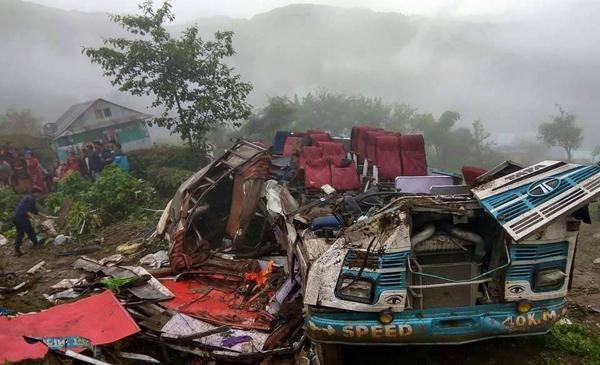 dhankuta bus accident